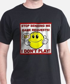 facebook games T-Shirt