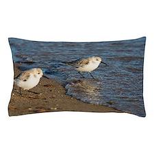 Sanderlings Pillow Case