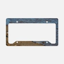 Sanderlings License Plate Holder