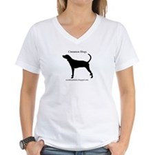 Cinnamon the Blogging Coonhound T-Shirt
