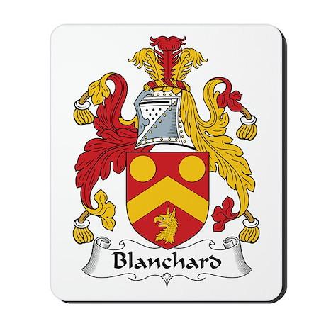 Blanchard Mousepad