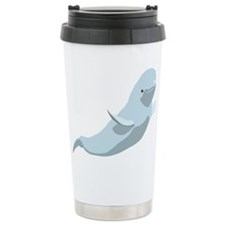 Cute Marine animals Travel Mug