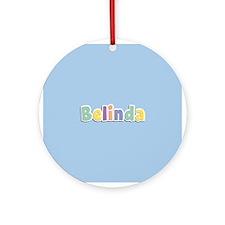 Belinda Spring14 Ornament (Round)