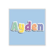 Ayden Spring14 Sticker