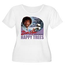 OrganicWomensFittedT_HappyTrees_Lavender Plus Size