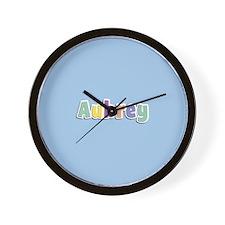Aubrey Spring14 Wall Clock