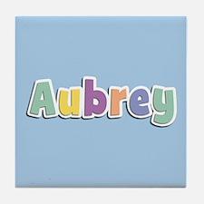 Aubrey Spring14 Tile Coaster