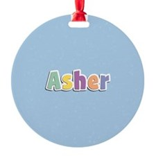 Asher Spring14 Ornament