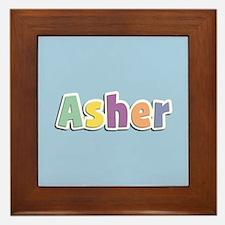 Asher Spring14 Framed Tile