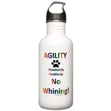 Agility - No Whining Water Bottle