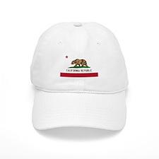 STATE FLAG : california Baseball Baseball Cap