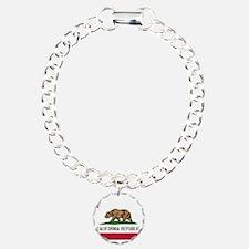 STATE FLAG : california Bracelet