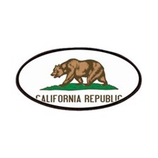 STATE FLAG : california Patches