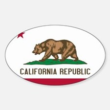 STATE FLAG : california Decal