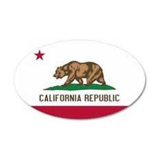 STATE FLAG : california Wall Decal