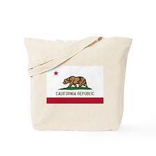 STATE FLAG : california Tote Bag