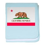 California bear republic Blanket