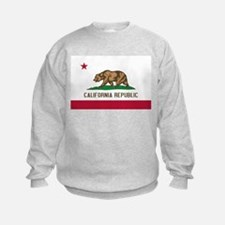 STATE FLAG : california Sweatshirt