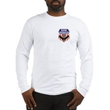 BoomOperator W/moto/135 Long Sleeve T-Shirt