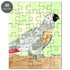 Daily Doodle 3 African Gray Cisco Puzzle