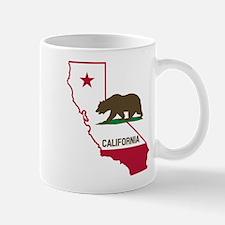 CALI STATE w BEAR Mugs