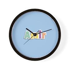 Amir Spring14 Wall Clock