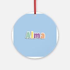 Alma Spring14 Ornament (Round)