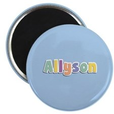 Allyson Spring14 Magnets