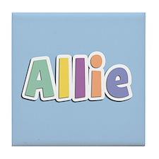 Allie Spring14 Tile Coaster