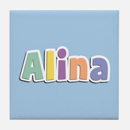 Alina Spring14 Tile Coaster