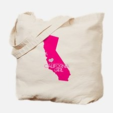 ALWAYS a California Girl Tote Bag