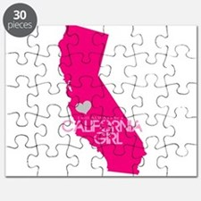 ALWAYS a California Girl Puzzle