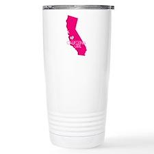 ALWAYS a California Girl Travel Mug
