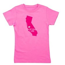 ALWAYS a California Girl Girl's Tee
