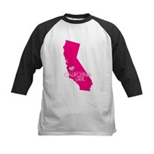 ALWAYS a California Girl Baseball Jersey