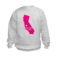 ALWAYS a California Girl Sweatshirt
