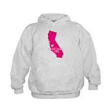 ALWAYS a California Girl Hoodie