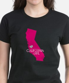 ALWAYS a California Girl T-Shirt