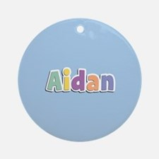 Aidan Spring14 Ornament (Round)
