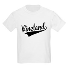 Vineland, Retro, T-Shirt