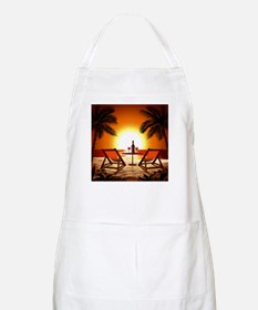 Beach at Sunset Apron