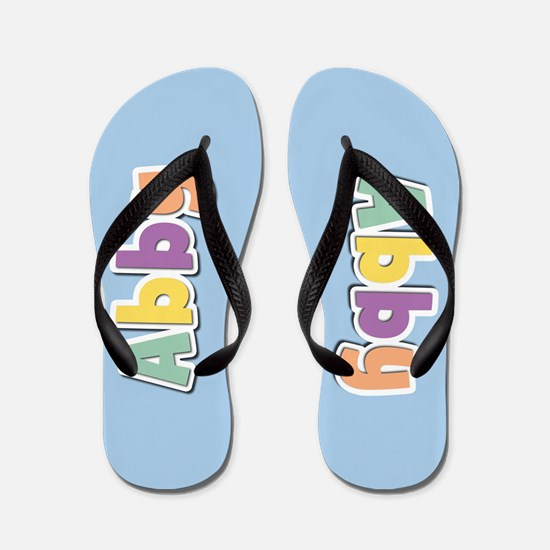 Abby Spring14 Flip Flops