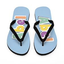 Abel Spring14 Flip Flops