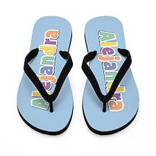 Alejandra Spring14 Flip Flops