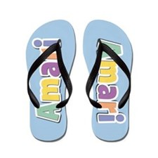 Amari Spring14 Flip Flops