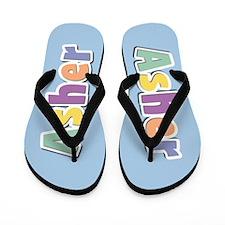 Asher Spring14 Flip Flops