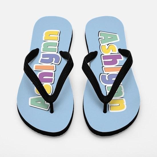 Ashlynn Spring14 Flip Flops