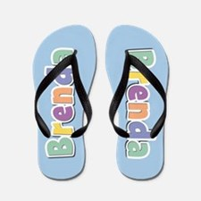 Brenda Spring14 Flip Flops
