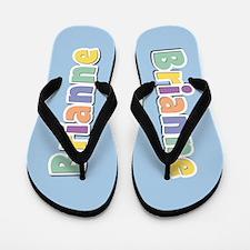 Brianne Spring14 Flip Flops