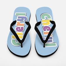 Cheryl Spring14 Flip Flops